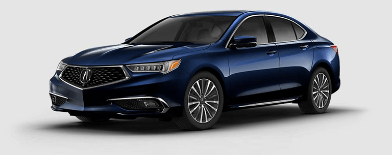 2019 Acura TLX Advance