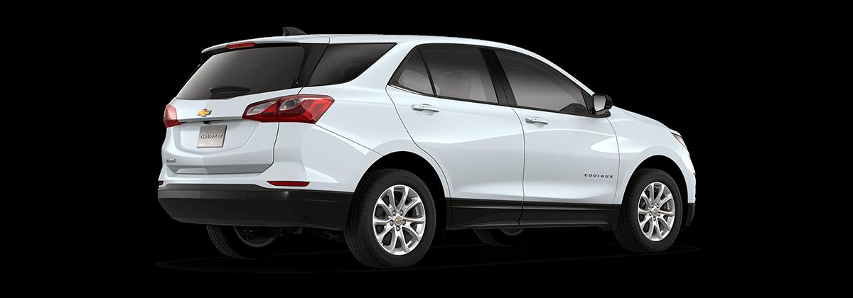 Chevrolet Equinox Trim Compare | Chevrolet of Naperville