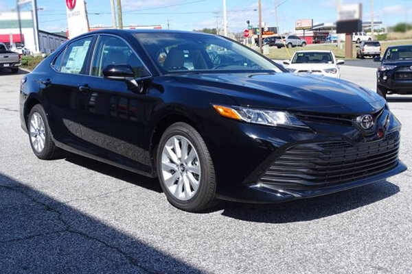 2018 Toyota Camry LE Lease Special Offer - Bill Penney Toyota