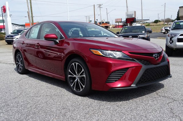 2018 Toyota Camry Le Lease Special Offer Bill Penney Toyota