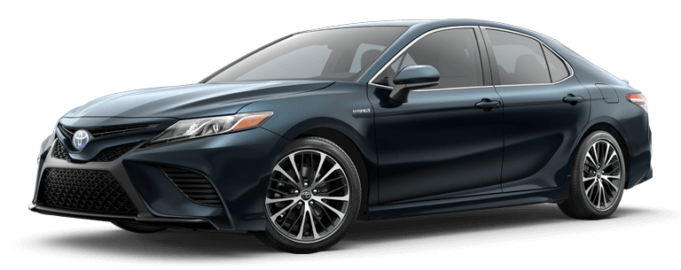 2019 Toyota Camry Hybrid SE Auto