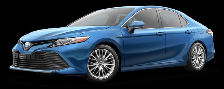 2019 Toyota Camry Hybrid XLE Auto