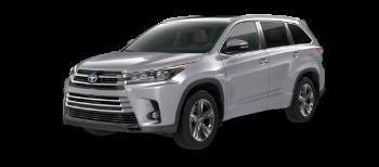 2019 Toyota Highlander AWD Hybrid Limited