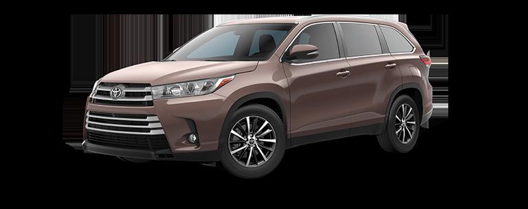 2019 Toyota Highlander AWD XLE