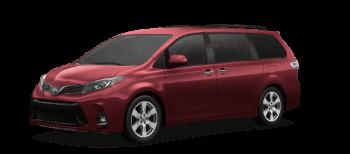 2019 Toyota Sienna SE 8-Passenger FWD