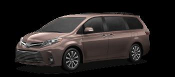 2019 Toyota Sienna XLE 7-Passenger AWD