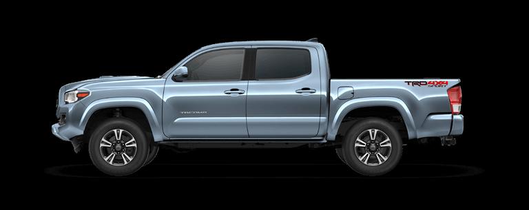 2019 Toyota Tacoma 4x4 Double Cab V6 Manual TRD Sport