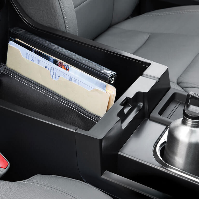 Photo showing interior of the 2019 Toyota Tundra at Heninger Toyota