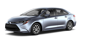 2020 Toyota Corolla Hybrid CVT